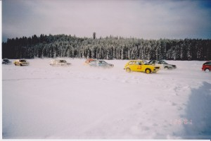 Ice Racing Kelowna BC
