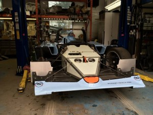 Track day car prepared by 900 Werks Porsche Specialties