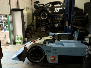 900 Werks Race Preparation of Lola B2K/40