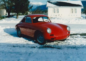 356 in the snow at 900 Werks