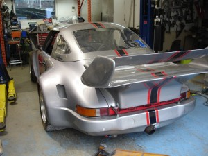 993 Cup Car project