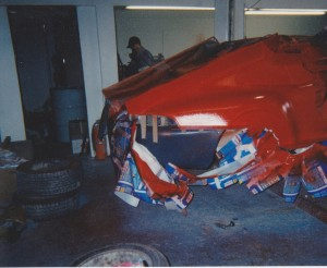 Development of Porsche 993 Club Cup Car Body Kit 8