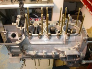Porsche RSR Engine Build