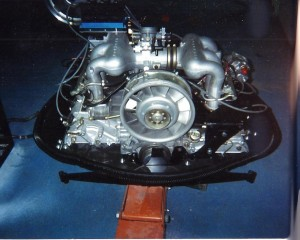 VW bus 3.4 Engine Porsche Powered